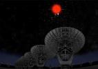 Cientistas encontram fonte de misteriosas ondas de rádio no espaço - Bill Saxton, NRAO, AUI, NSF, Hubble