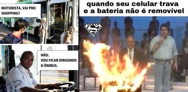 Brasileiros criaram grupos para profissionalizar a produção de memes no Facebook