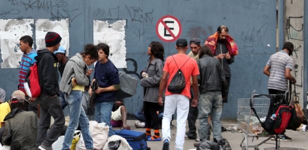 Cracolândia se espalha pelo centro de São Paulo após operação da polícia