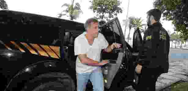 O empresário Marco Antonio de Luca pagava mesada ao grupo de Sérgio Cabral, diz MPF - Pedro Teixeira/Agência O Globo