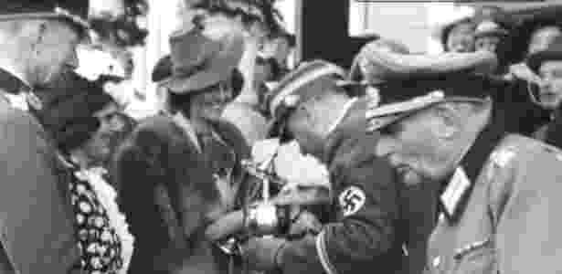 Margit Batthyány-Thyssen simpatizava com o nazismo e teria tido casos com oficiais - Acervo de David Litchfield