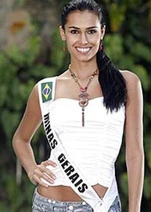 Resultado de imagem para Ex-miss Minas Gerais é presa suspeita de integrar esquema de fraude em Esmeraldas