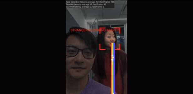Alerta de estranhos te observando: Sistema criado no Google sabe quando alguém está vendo algo que não deveria