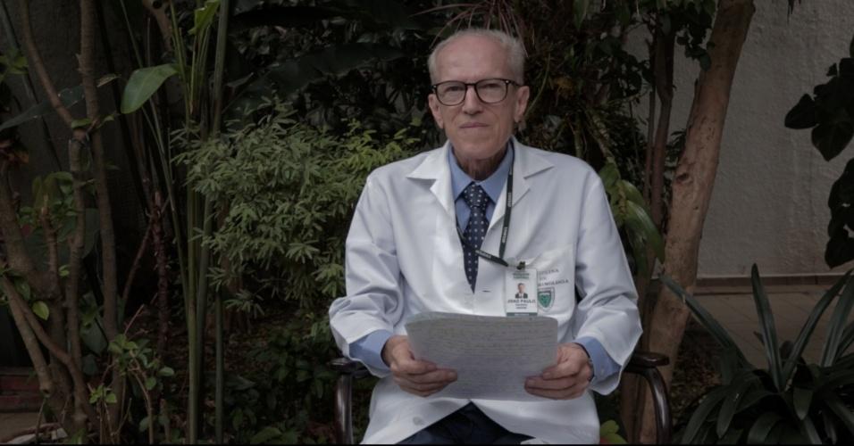 1º.dez.2017 - João Paulo Botelho Vieira Filho acompanha as questões de saúde dos xikrins há 40 anos