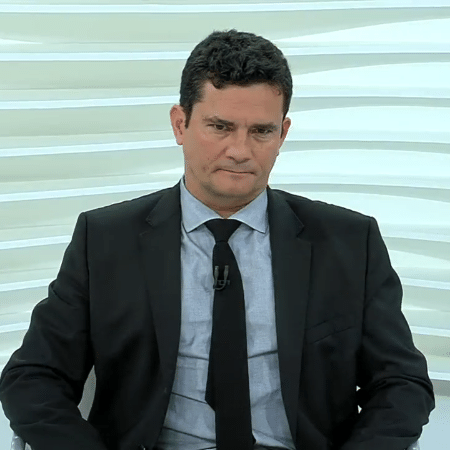 Juiz Sergio Moro concede entrevista no programa Roda Viva, da TV Cultura - Reprodução/TV Cultura