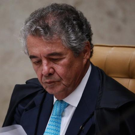 4.abr.2018 - O ministro Marco Aurélio Mello - Fátima Meira/Estadão Conteúdo