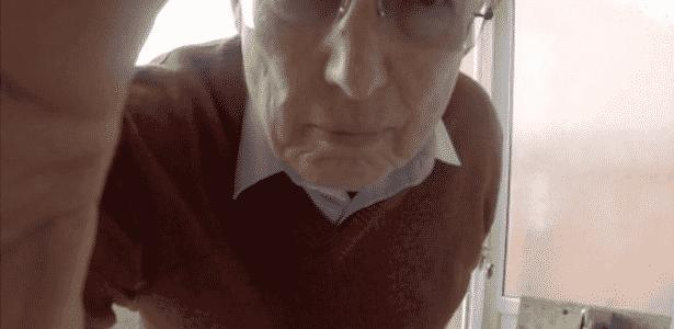 Alan e Jean tinham sete câmeras 'inteligentes' em sua casa em Leeds, na Inglaterra - Reprodução/BBC - Reprodução/BBC