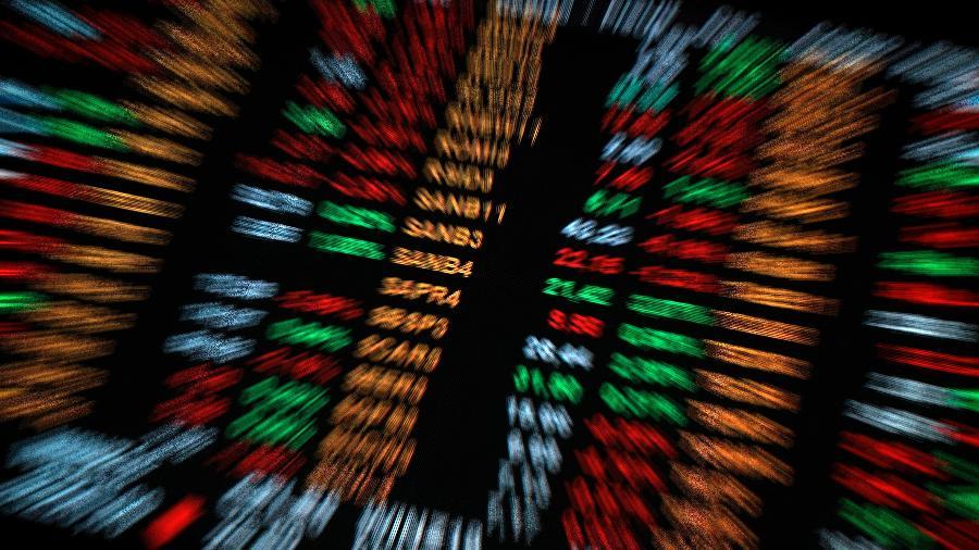 Veja as ações que mais subiram e caíram no Ibovespa, principal índice da Bolsa de Valores - Cris Fraga/Estadão Conteúdo