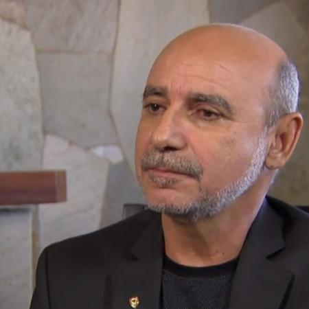 Fabrício Queiroz, ex-assessor de Flávio Bolsonaro, durante entrevista ao SBT - Reprodução/SBT