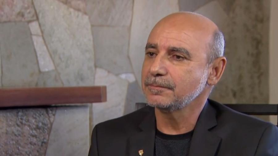 Fabrício Queiroz, ex-assessor de Flávio Bolsonaro - Reprodução/SBT