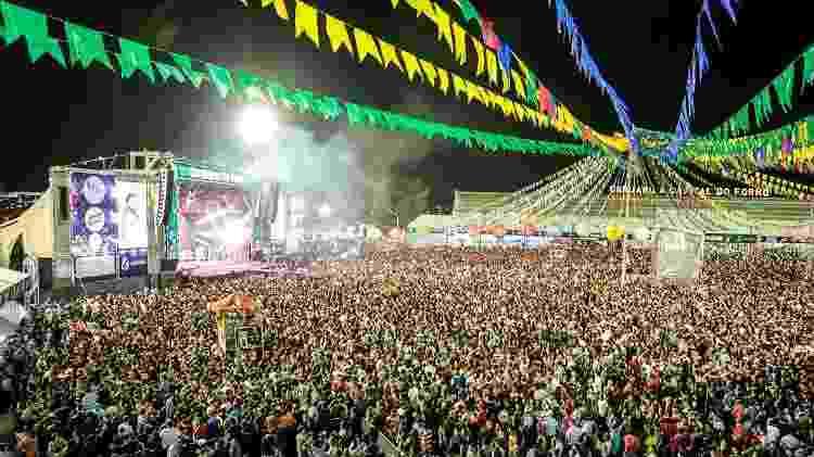 Festa de São João em Caruaru (PE) - Divulgação