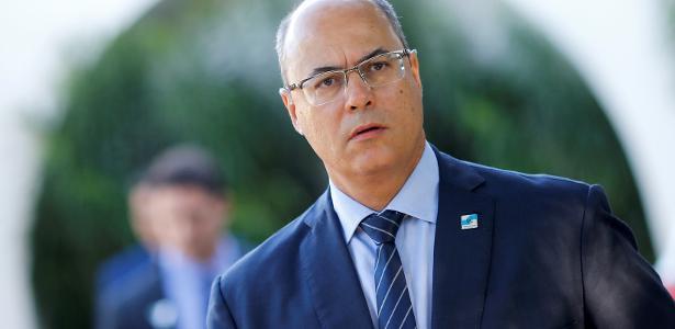 Bolsonaristas anunciam pedido de impeachment de Witzel por grampos na Alerj