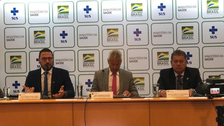 Temor de epidemia global   Governo descarta mais quatro casos suspeitos de coronavírus no Brasil