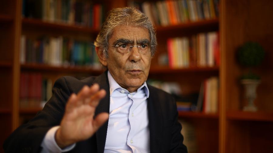 Carlos Ayres Britto presidiu a corte em 2012 - Pedro Ladeira/Folhapress