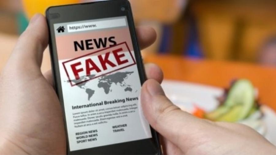 Senado deve votar hoje projeto de lei que criminaliza a propagação de fake news - Reprodução