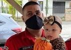 Corpo de Bombeiros Voluntários de Joinville/Divulgação