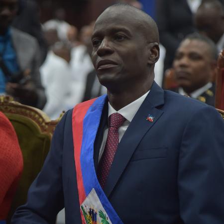 O presidente do país, Jovenel Moise (foto), anunciou no Twitter que o novo primeiro-ministro é Claude Joseph - HECTOR RETAMAL/AFP