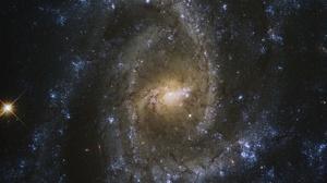 ESA/Hubble & NASA, J. Lee, and t