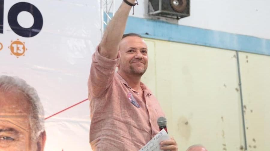 Edinho Silva (PT) tem sido elogiado pelo lockdown que reduziu mortes em Araraquara - Divulgação