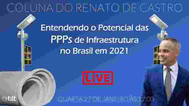 live renato - Renato de Castro - Renato de Castro