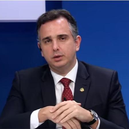 Rodrigo Pacheco, presidente do Senado - Reprodução/Youtube-Canal Livre