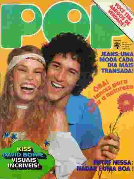 Fim dos anos 1970: capa da revista Pop, que publicava matérias de comportamento - Reprodução/Revista Pop - Reprodução/Revista Pop