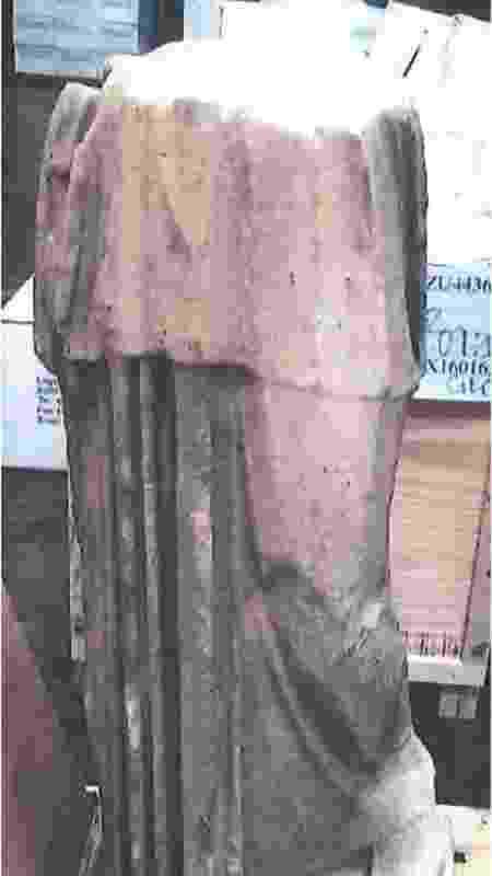 Estátua Kim Kardashian roubo - Ministério do Patrimônio Cultural da Itália - Ministério do Patrimônio Cultural da Itália