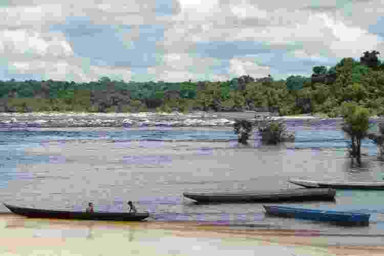 Região do Alto Rio Negro - Liana Amin Lima/Wikimedia Commons - Liana Amin Lima/Wikimedia Commons