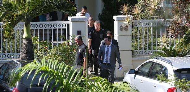 PF buscou provas na casa e escritório do presidente da Câmara, Eduardo Cunha - Fábio Motta/Estadão Conteúdo