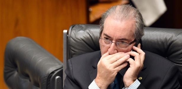 O presidente da Câmara, Eduardo Cunha, recorreu à Comissão de Constituição e Justiça