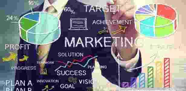 Marketing, Estratégia, Planejamento, Negócios, Finanças - Getty Images/iStockphoto - Getty Images/iStockphoto