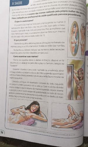 Livro didático gerou revolta de pais en Rondônia por usar ilustrações de órgãos sexuais