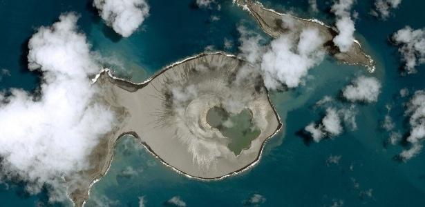 Nova camada de placas tectônicas foi descoberta abaixo de Tonga, no Pacífico