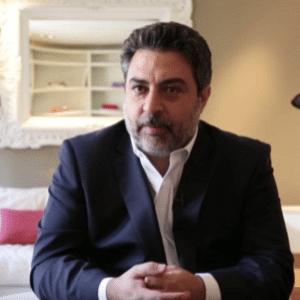 Rodrigo Tacla Duran, ex-advogado da Odebrecht, durante entrevista para o jornal espanhol El País