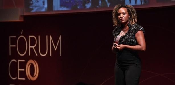 Carmen Bryant, diretora para as Américas da Indeed, empresa de busca de vagas