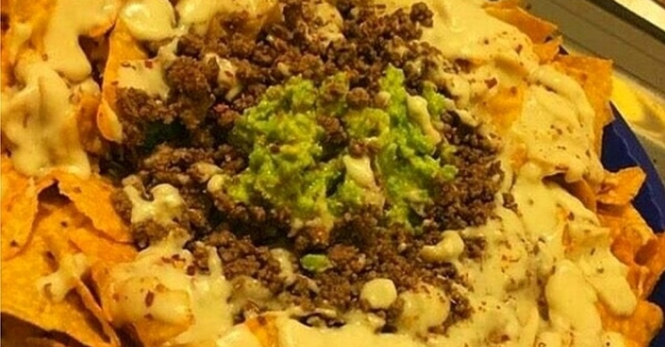 Nachos com guacannabis, a guacamole com maconha criada por Colombeck