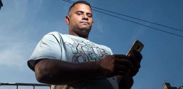 Darlan das Neves tem celular pré-pago; acesso à internet é geralmente via Wi-Fi