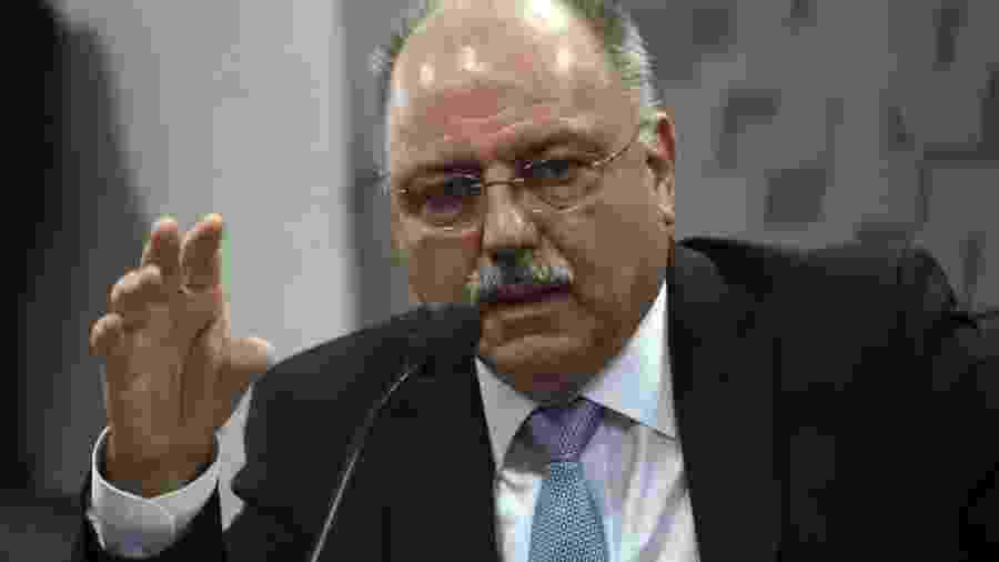 Sergio Etchegoyen diz que não entendeu o que levou à demissão do general Santos Cruz - Antonio Cruz/Agência Brasil