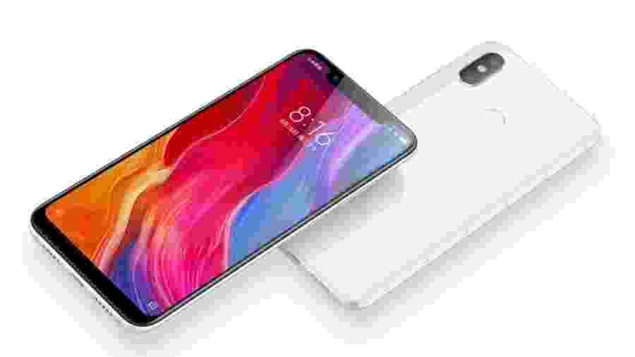 Modelo Mi 8 da Xiaomi é um dos mais avançados da marca - Divulgação