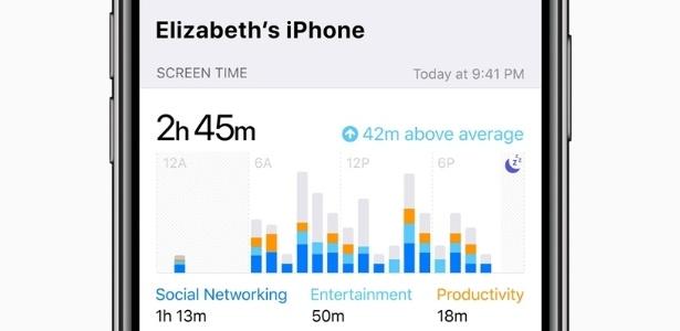 07105df1f981d Função do novo iOS 12 surpreendeu até CEO da Apple e pode te chocar -  19 06 2018 - UOL Tecnologia