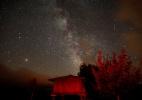 Chuva de meteoros Perseidas atinge ápice de atividades (Foto: Paul Hanna/Reuters)