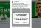 Por que o WhatsApp bloqueou filho de Bolsonaro e mais milhares de usuários (Foto: Reprodução/Twitter)