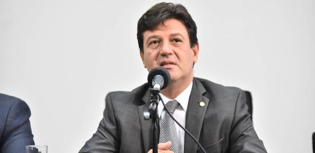 O deputado Luiz Henrique Mandetta, anunciado como ministro da Saúde - Democratas - 6.abr.2017/Divulgação