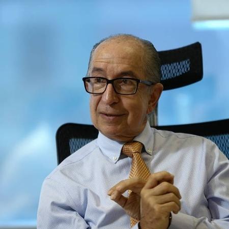 O secretário da Receita Federal, Marcos Cintra, foi exonerado pelo ministro da Economia Paulo Guedes - Pedro Ladeira/Folhapress