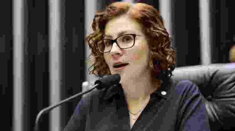 Problema é criticar de forma generalizada, sem apontar nada de concreto, diz Carla Zambelli - Agência Câmara