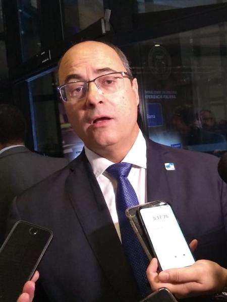 Wilson Witzel, governador do Rio de Janeiro - UOL