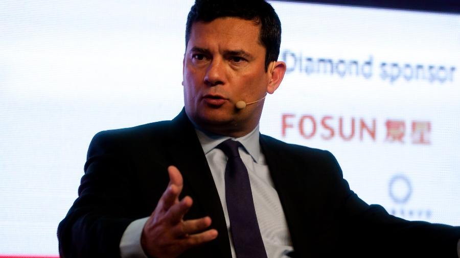 O ministro da Justiça, Sérgio Moro - Leco Viana/Estadão Conteúdo