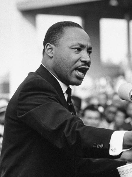 Martin Luther King Jr.  - Time & Life Pictures/Getty Image