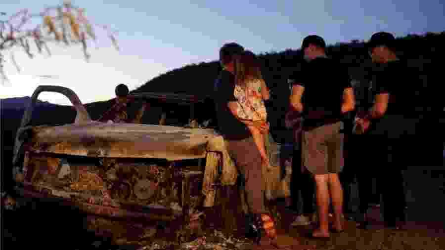 A família Langford foi assassinada durante massacre em estrada retoma de Sonora - Reuters