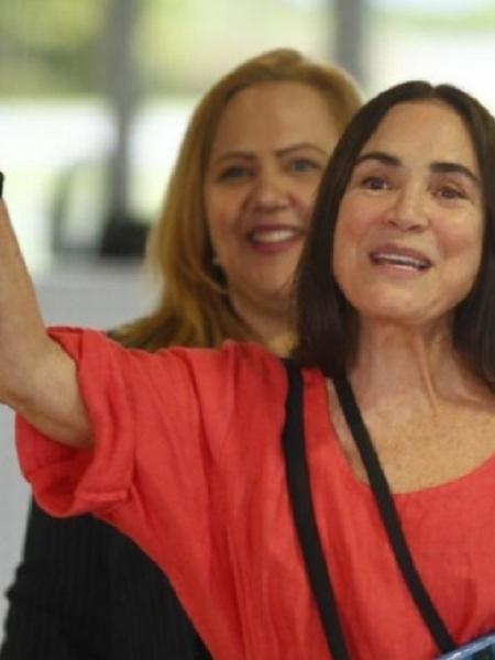 Regina Duarte - Sérgio Lima/Poder 360
